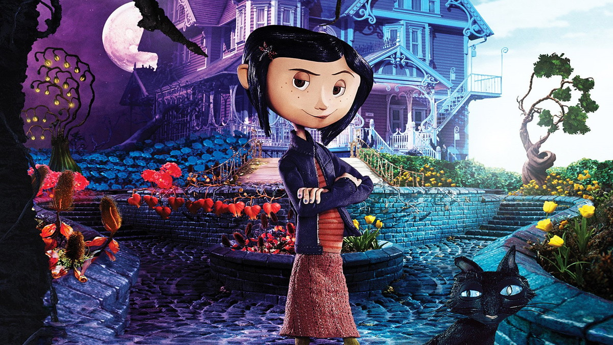 article, coraline, and cartoon image