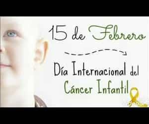 cancer, salud, and cancer infantil image
