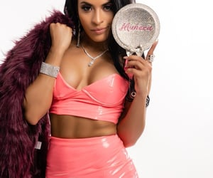 wwe and zelina vega image