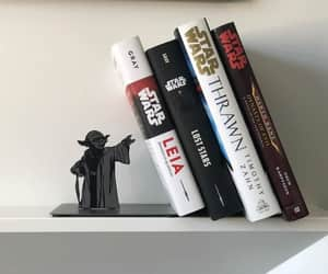 bookend, star wars, and yoda image