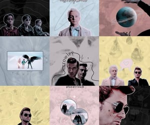 aesthetic, good omens, and tv show image
