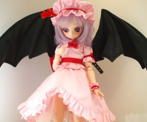 bjd, lolita, and Devil image
