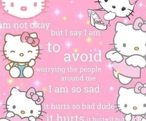 sad, aesthetic, and depression image