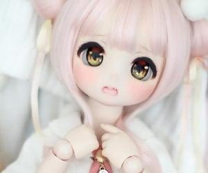 anime, bjd, and dollfie image