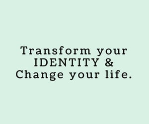 change, identity, and quotes image