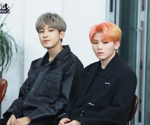 Seventeen, jeon wonwoo, and vocal team image