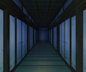 anime, dark, and doors image