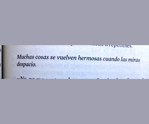 frases, mirar, and hermoso image