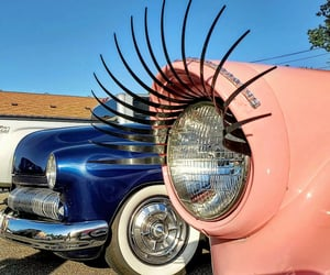 automobiles, cars, and eyelashes image