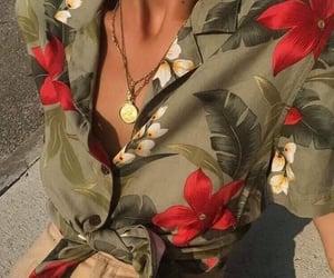 accessories, summer, and hawaiian shirt image