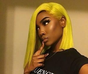beauty, eyebrows, and glow image