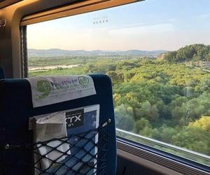 korea, travel, and view image