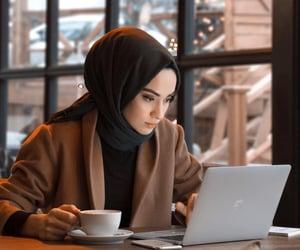 fashion, profil, and حجاب image