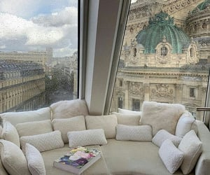 home, paris, and travel image