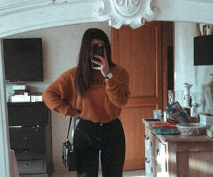 autumn, outfit, and cute outfit image