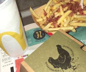 fast-food, food, and macdo image