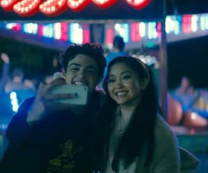 movie, ps i still love you, and noah centineo image