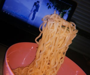 eat, noodles, and series image