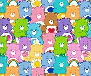 Care Bear Pattern