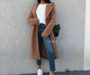 bags, white shoes, and clothes image