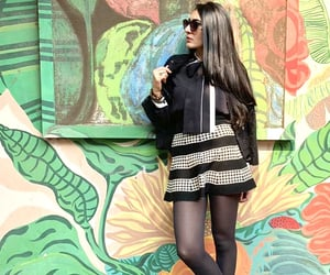 rebellious stripes outfit image
