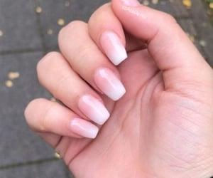 square gel nails image
