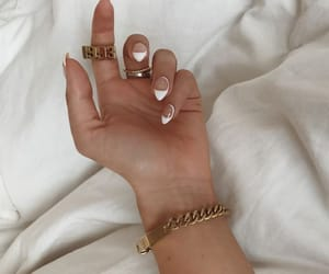 chic, ring, and classy image