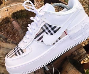 air, Burberry, and air force one image
