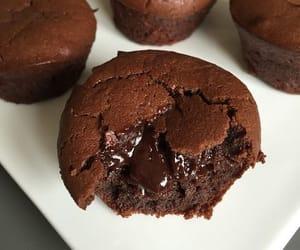 cake, gâteau, and chocolat image