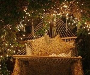 light and hammock image