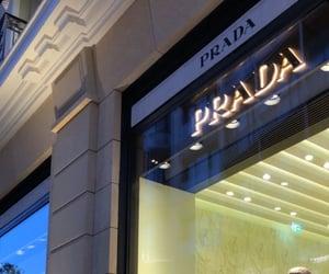 fashion, Prada, and wallpaper image