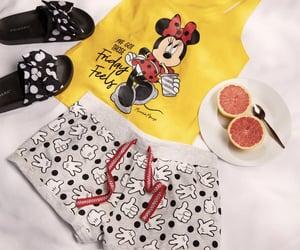 minnie mouse, pijamas, and pjs image