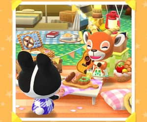 2020, animal crossing, and Dotty image