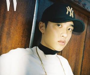 exo, photoshoot, and w korea image