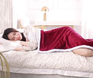 electric blanket heated image