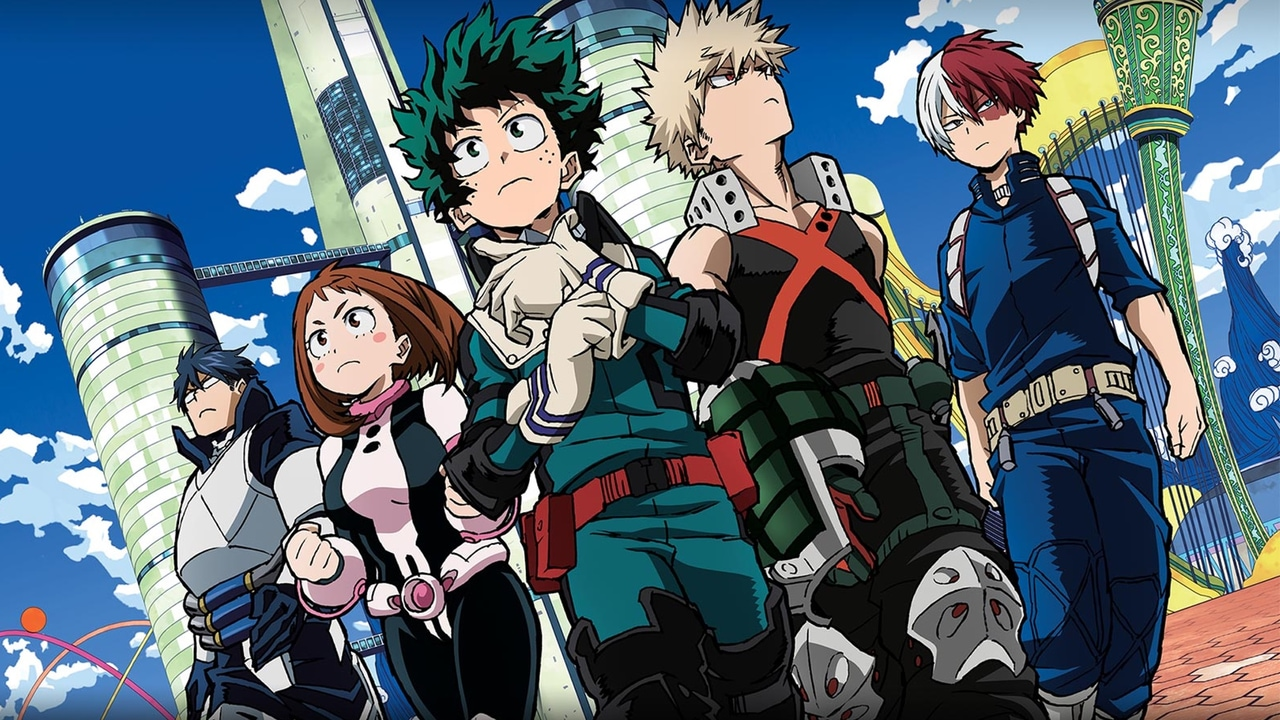 article, mha, and OC image