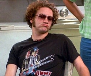 sitcom, steven hyde, and that '70s show image