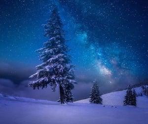 belleza, Noche, and frío image