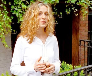 1990s, Carrie Bradshaw, and sex and the city image
