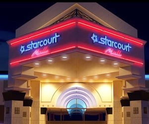 All Alone, midnight, and starcourt mall image