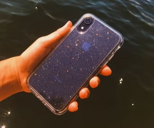 apple, sea, and phone cases image