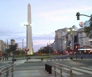 argentina, buenos aires, and obelisco image