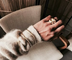 accessories, bracelets, and chic image