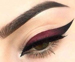 beautiful, make up, and makeup image