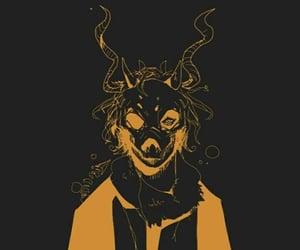 fantasy, girl, and horns image