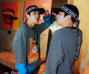 exo, minseok, and photoshoot image