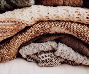 autumn, cold, and sweaters image