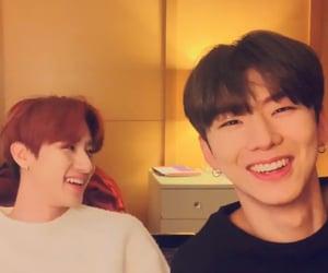 kihyun, im changkyun, and yoo kihyun image