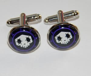 etsy, wedding cufflinks, and superhero cufflinks image