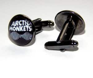 etsy, rock band cufflinks, and indie rock image